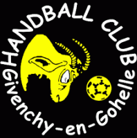 Logo Handball Club Givenchy En Gohelle