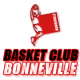 Logo Bonneville Basket Club