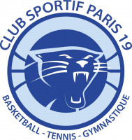 Logo Club Sportif Paris 19 Eme