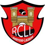 Logo Rugby Club Lavernose Lacasse