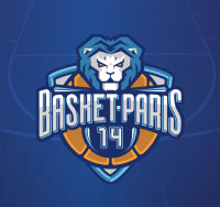 Logo Basket Paris 14 4