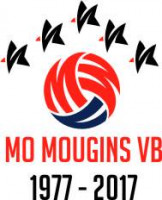 Logo Municipal Olympique Mougins Volley-Ball 2