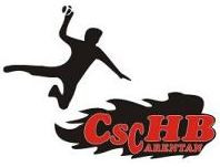 Logo CS Carentanais Handball