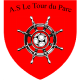 Logo AS le Tour du Parc