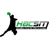 Logo Hand Ball Club St Martinois