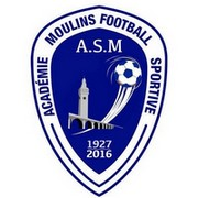 Logo AS Moulins Football