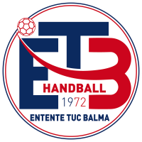 Logo Entente Tuc Balma Handball