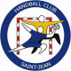 Logo Handball Club Saint Jean