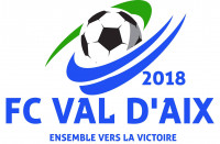Logo Football Club Val d'Aix