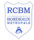 Logo Racing Club de Bordeaux Metropole