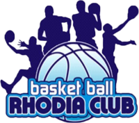 Logo Rhodia Club Basket