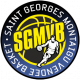 Logo Saint Georges Montaigu Vendee Basket 3