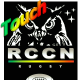Logo Touch RC Chartreuse Neron