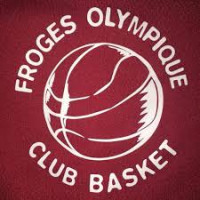 Logo Froges Olympique Club Basket