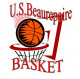Logo US Basket Beaurepaire