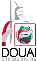 Logo Douai Volley-Ball
