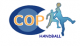 Logo Club Olympique Paceen Handball