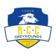 Logo RCC Greyhounds - Touch Courbevoie