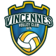 Logo Vincennes Volley Club 2