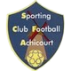 Logo Achicourt Sporting Club Football