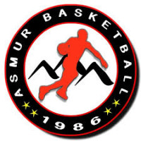 Logo AS Mazeres Uzos Rontignon Basket