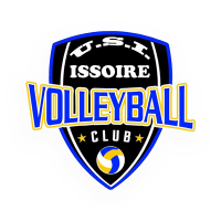 Logo US Issoire Volley-Ball 2