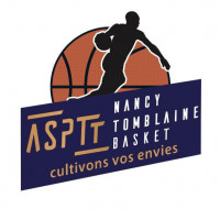 Logo ASPTT Nancy Tomblaine Basket 2