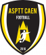 Logo ASPTT Caen Football 2