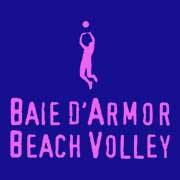 Logo Baie d'Armor Volley Ball