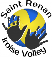 Logo Saint-Renan Iroise Volley 2