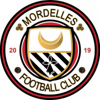 Logo Football Club de Mordelles 2