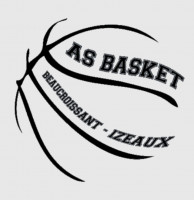 Logo AS.Basket Beaucroissant - Izeaux