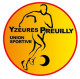 Logo US Yzeures Preuilly