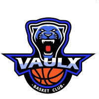 Logo Vaulx Basket Club