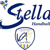 Logo Stella Sports Saint Maur Handball