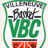 Logo Villeneuve Basket Club 2