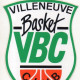 Logo Villeneuve Basket Club
