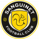 Logo Sanguinet Football Club