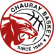 Logo BASKET CLUB CHAURAY 3