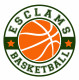 Logo ESCLAMS Basket