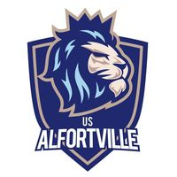 Logo Alfortville US 4